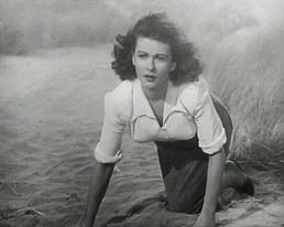 JOAN BENNETT ( On the Beach )