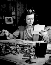JOAN BENNETT ( WRITING )