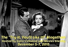 TRY IT, YOU'LL LIKE IT! BLOGATHON ( 12 : 5 - 7 : 2015 )