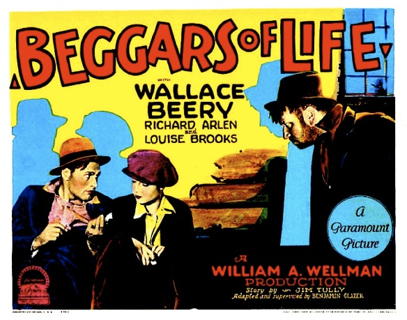 BEGGARS OF LIFE - I POSTER