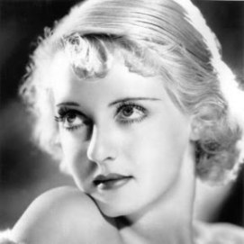 BETTE DAVIS ( SWEET BLONDE )