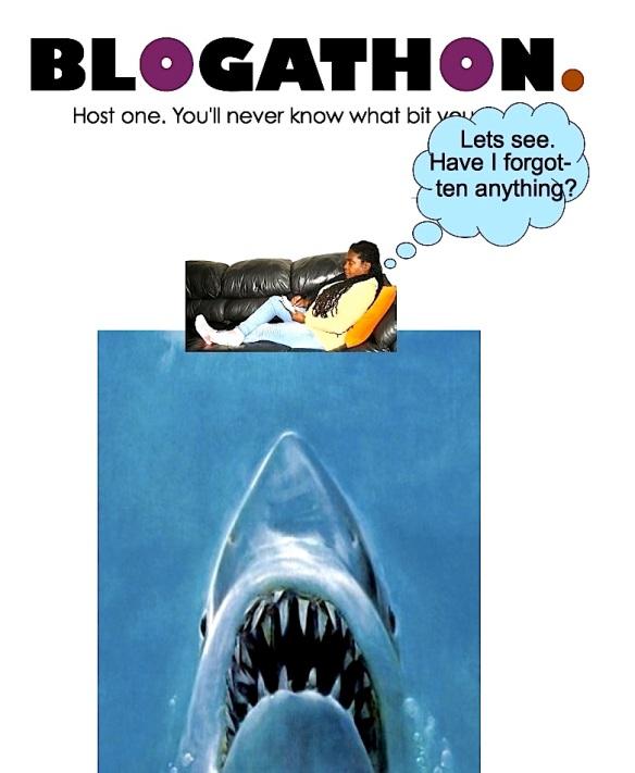 BLOGATHON ANNOUNCEMENT - JAWS