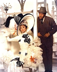 CUKOR ( MY FAIR LADY - I )