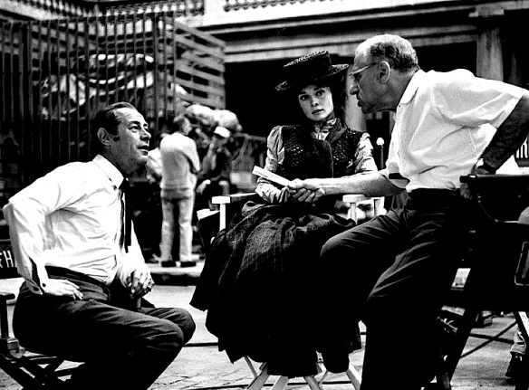 CUKOR ( MY FAIR LADY - III )