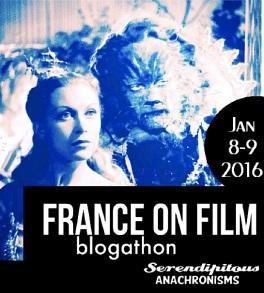 FRANCE ON FRANCE Blogathon #1