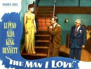LUPINO ( MAN I LOVE ) POSTER