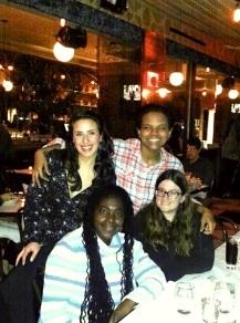 Spencer, Lilly & Lara