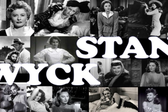 STANWYCK COLLAGE