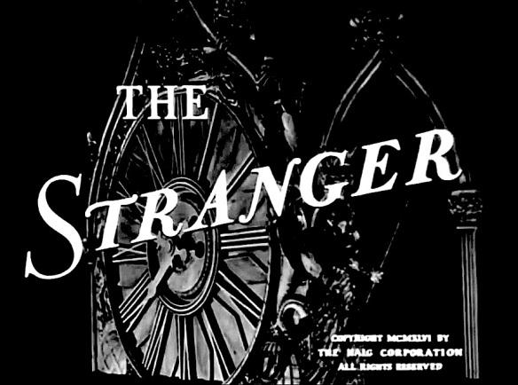 THE STRANGER ( I )