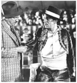 TOD BROWNING & LON CHANEY