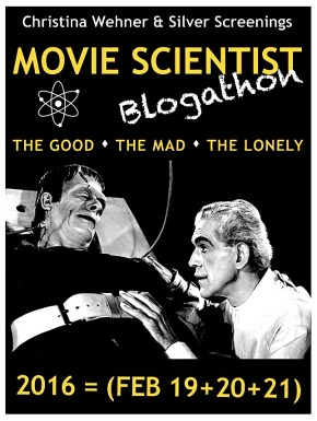 BLOOD OF DRACULA ( MOVIE SCIENTIST BLOGATHON )