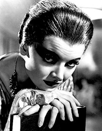 BLOOD OF DRACULA ( MYRNA LOY in THIRTEEN WOMEN )