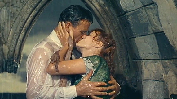 KISSING ( %22THE QUIET MAN%22 )