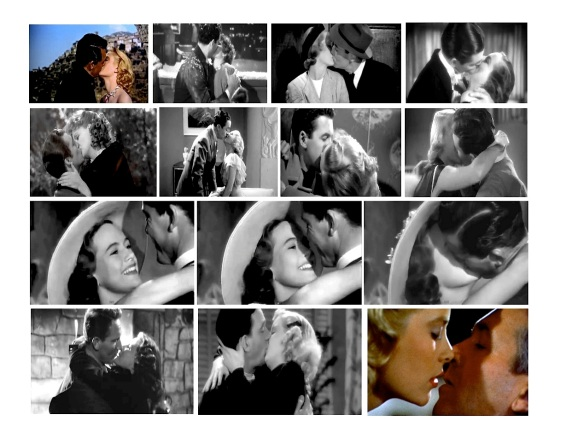 KISSING SNAP SHOTS ( I )