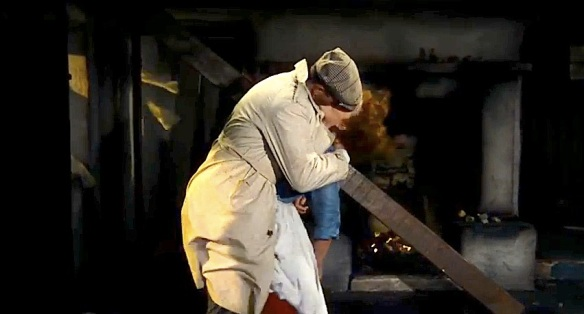 KISSING - ( THE QUIET MAN ) VI