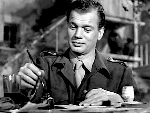 LOVE LETTERS ( JOSEPH COTTEN Writes )
