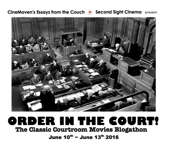 COURTROOM BANNER ( TRIAL )