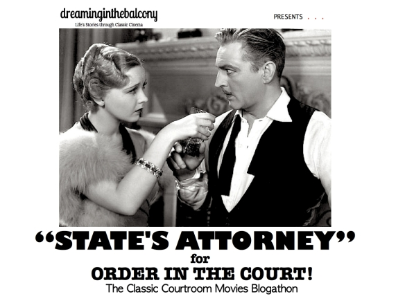 COURTROOM BLOGATHON ( %22STATE'S ATTORNEY%22 )
