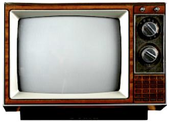 ( JEFF LUNDENBERGER ) TELEVISION SET