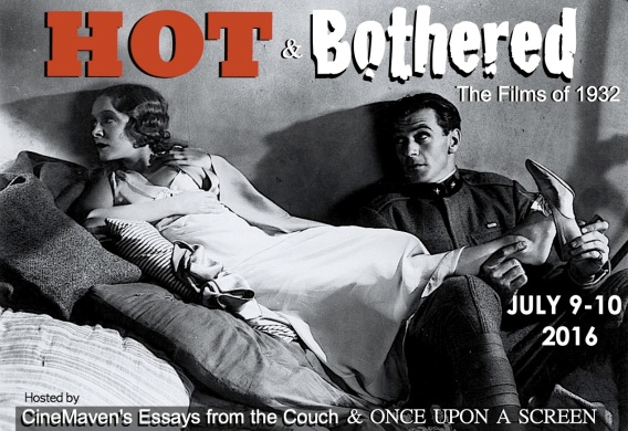 HOT & BOTHERED BLOGATHON ~ ( A Farewell to Arms )