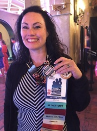 KELLEE ~ THE RIBBON LADY ~ TCMFF'16
