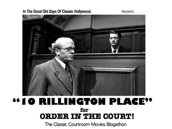 COURTROOM BLOGATHON ( %2210 RILLINGTON PLACE%22 )