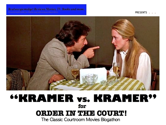 COURTROOM BLOGATHON ( %22KRAMER vs. KRAMER%22 )