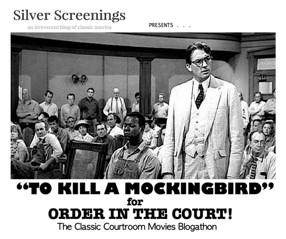 COURTROOM BLOGATHON ( %22TO KILL A MOCKINGBIRD%22 )