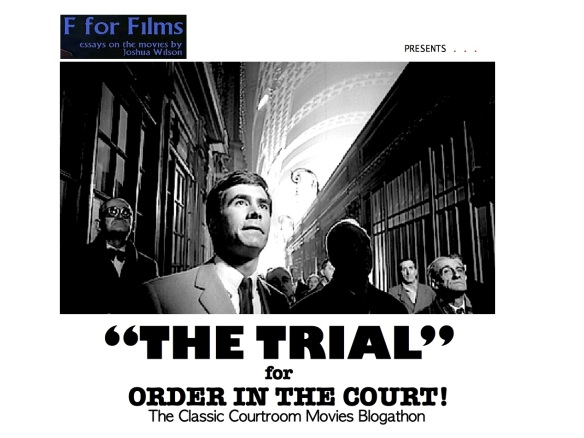 COURTROOM BLOGATHON ( THE TRIAL )