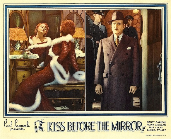 KISS BEFORE THE MIRROR ( II )
