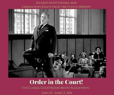 ORDER IN THE COURT! ( SECOND SIGHT CINEMA )