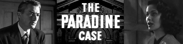PARADINE CASE POSTER