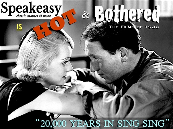 20,000 YEARS IN SING SING ( Speakeasy )