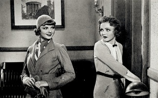 HOT SATURDAY ( LILLIAN BOND & NANCY CARROLL )