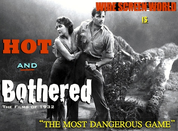 MOST DANGEROUS GAME ( WIDE SCREEN WORLD )