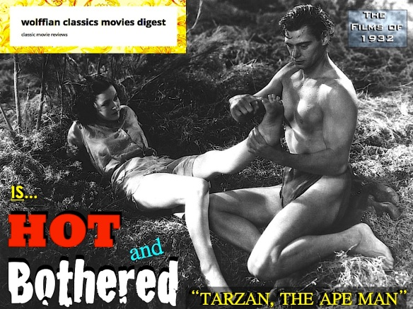 TARZAN, THE APE MAN ~ WOLFFIAN CLASSICS