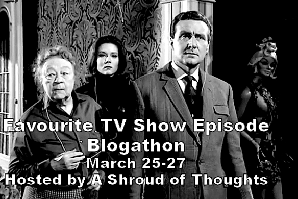 TWILIGHT ZONE ( XX ) BLOGATHON