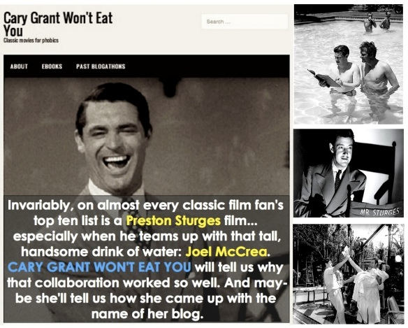TWITTER - CARY GRANT WON'T EAT YOU
