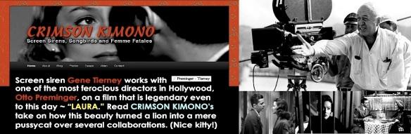 TWITTER - CRIMSON KIMONO