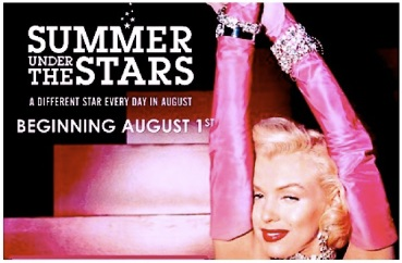 AUG 2016 ~ SUMMER UNDER THE STARS ~ TCM