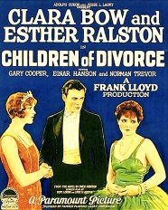 CHILDREN OF DIVORCE ( POSTER )