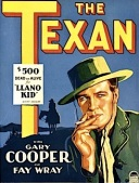 THE TEXAN ( POSTER )