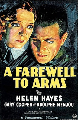 A FAREWELL TO ARMS ( POSTER )