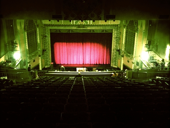 CAPITOLFEST ( THEATRE FROM BACK ROW )